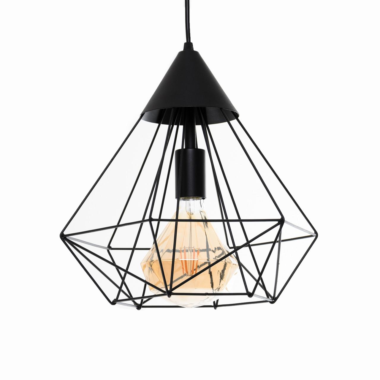 Люстра подвесная потолочная Atmolight Prism P315 Черный (1346)