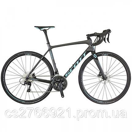 Женский шоссейный велосипед CONTESSA ADDICT 25 disc 18 SCOTT, фото 2