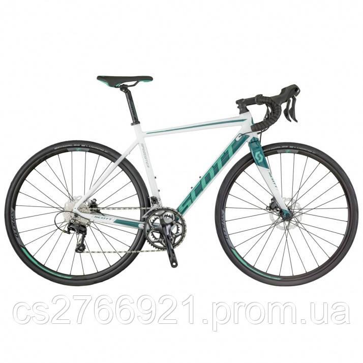 Женский шоссейный велосипед CONTESSA SPEEDSTER 15 disc 18 SCOTT