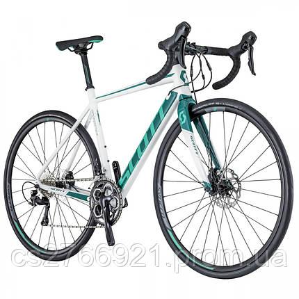 Женский шоссейный велосипед CONTESSA SPEEDSTER 15 disc 18 SCOTT, фото 2