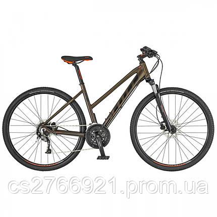 Велосипед SCOTT Sub Cross 30 Lady (KH) 19, фото 2