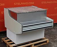 Прилавок к холодильной витрине «Cold» 90х102х107 см., (Польша), Б/у, фото 1