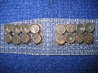 Тарілочка клапана Таврія Славута ЗАЗ 1102 1103 1105 Део Деу Сенс Daewoo Sens