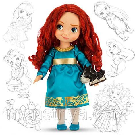 Кукла Мерида  из коллекции Disney Animators ,Киев