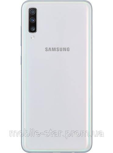 Samsung Galaxy A70 (SM-A705FZKUSEK) 2019 6/128GB white