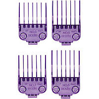 Andis набор насадок 4 шт. на магнитах Master Dual Magnet Large [16;19;22;25 мм] для Andis PM4, RACD; MOSER 1400, PRIMAT