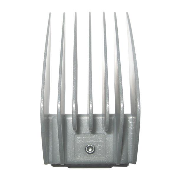 Andis насадка №8 [25 мм] для ножевых блоков; цвет металлик