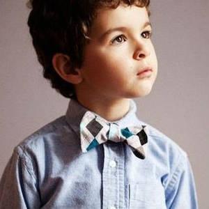 детские галстуки и шейные аксессуары