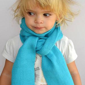 шарфы, манишки детские
