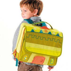 рюкзаки и портфели школьные