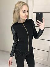 "Кофта куртка женская ""Edith""| Батал 52"