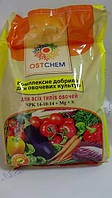 Удобрение для овощей  3кг OSTCHEM 14-10-14