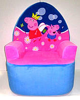 """Мягкое кресло """"Свинка Пеппа"""" (00807-91)"""