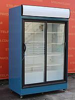"""Холодильная шкаф витрина """"Norcool S-1400 TL"""" (Польша), объем 1360 л., новый компрессор, Б/у, фото 1"""