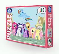 """Пазлы Leo """"My Litte Pony"""" 142 эл. (068-8)"""