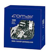 COMAIR Зажим металлический вилка двойная 46 мм упаковка 100 шт.