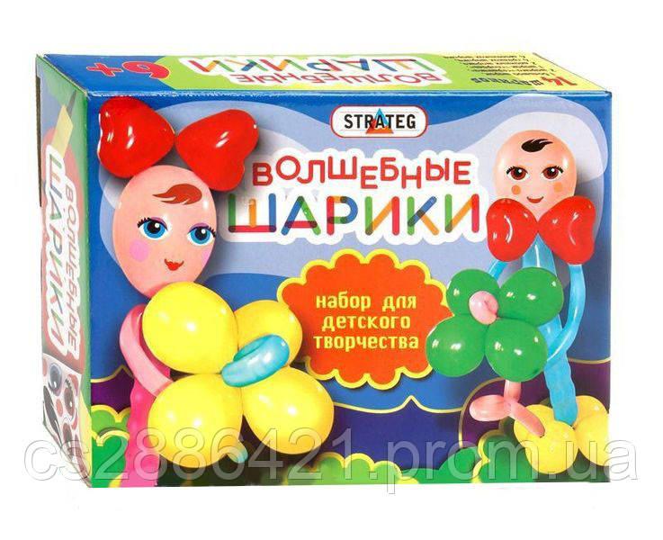 """Набор для творчества """"Волшебные шарики"""" (315)"""