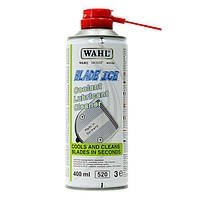 Cр-во д/ухода за ножами Moser BLADE ICE Coolant Lubricant Cleaner 4 в 1 400 мл