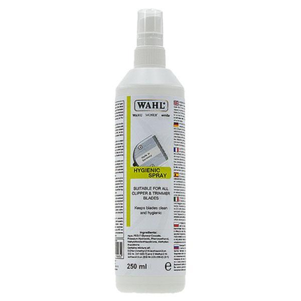 Cр-во д/ухода за ножами Moser Hygienic Spray антибактерицидное и антикоррозионное 250 мл