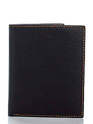 Кожаная сумка Genuine Leather Кошелек Genuine Leather 7751_dark_brown Кожаный Коричневый