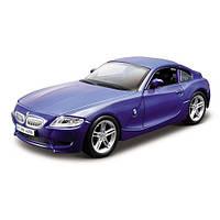 Машинка -BMW Z4 COUPE 1:32 (18-43007)