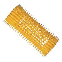 Olivia Garden Бигуди JET SET REGULAR Yellow желтые уп. 6 шт.