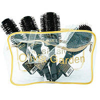 Olivia Garden Дисплей Ceramic+Ion Thermal Brush Black (1xCI35BLK, 1xCI45BLK, 1xCI55BLK, 1xCISPCOBLK, фото 1