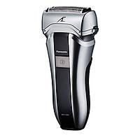Panasonic шейвер ES-CT21-S 3 сетки 3 ножа аккумуляторный водонепроницаемый