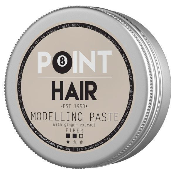 POINT BARBER HAIR MODELLING PASTE Волокнистая матовая паста средней фиксации, 100 мл.