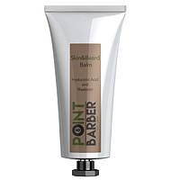 POINT BARBER SKIN&BEARD BALM Бальзам для кожи и бороды, 100 мл.
