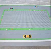 Игровое поле с двумя LEGO-платформами Noofik
