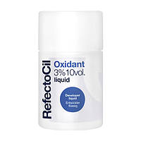 """RefectoCil """"Oxydant liquid 3%"""", окислитель жидкий, флакон 100 мл (шт.)"""