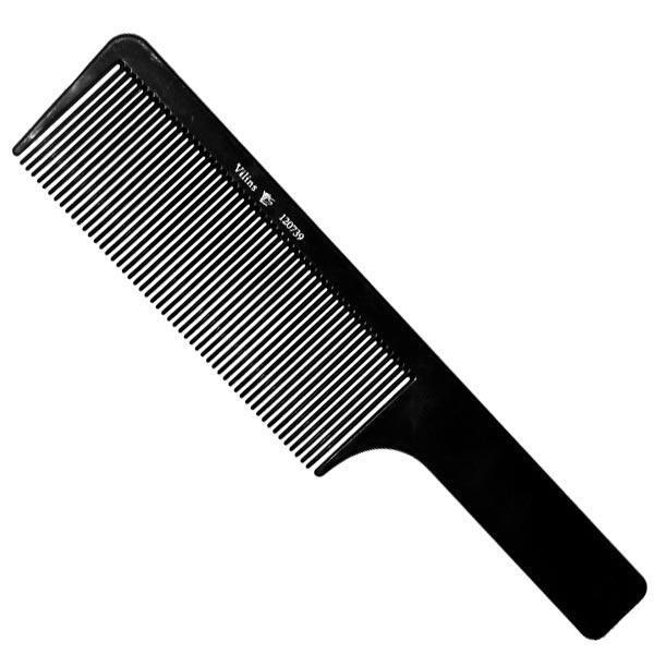 VILINS расческа термопластиковая с ручкой для стрижки под машинку