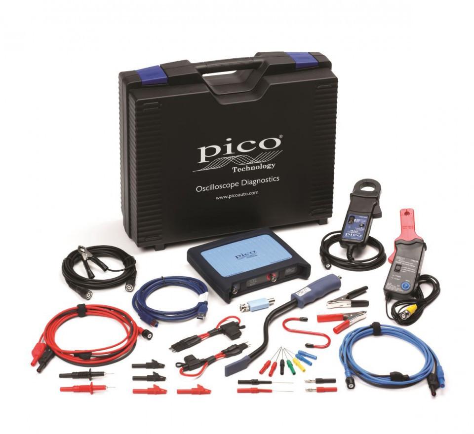 Автомобильные осциллографы Комплекты осциллографов PicoScope