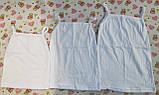 Майка-топ біла кулір 26-34р, фото 2