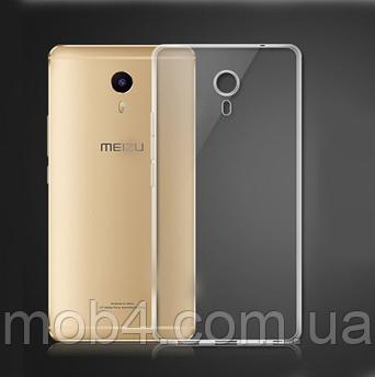 Ультратонкий 0,3 мм чохол для Meizu M3 Max (мейзу) прозорий