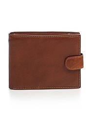 Кошелек Italian Bags Кошелек Italian Bags 006_OP_brown Кожаный Коричневый
