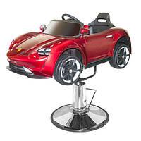 Кресло детское на гидравлическом подъемнике электромобиль Ferrari
