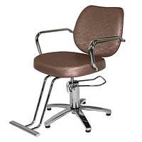 Крісло клієнта Ivan на гідравлічному підйомнику, фото 1