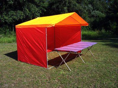 Торговая палатка 1,5x2м
