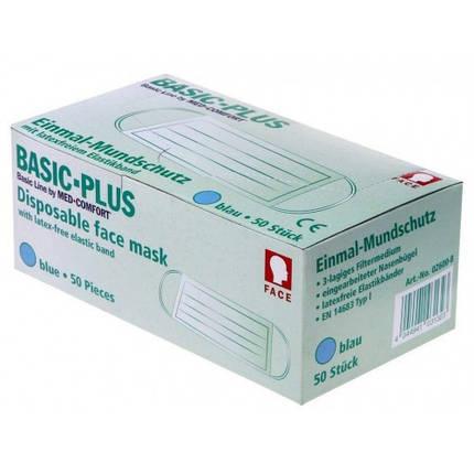 Маска защитная BASIC PLUS. Ampri, фото 2