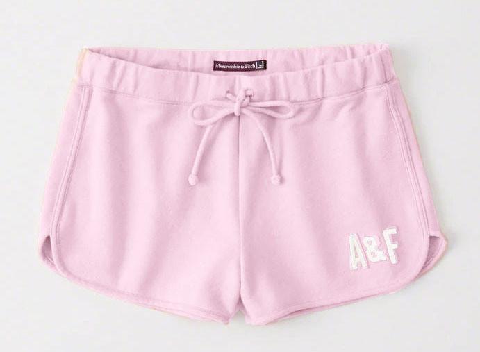 Abercrombie & Fitch original Женские шорты 100% хлопок Аберкромби Фитч A&F