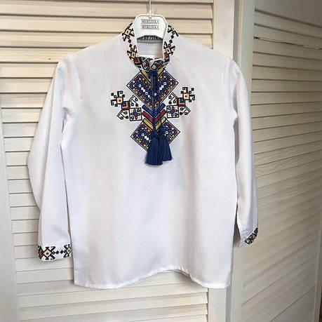 Рубашка вышитая для мальчика Судьба, фото 2