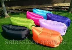 Ламзак Air Sofa IS-1 надувной шизлонг - диван для пляжа отдыха дачи и путешествий
