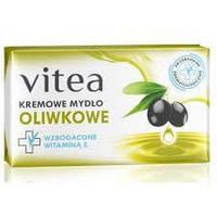 Крем-мыло Vitea оливка 100 г, Польша, фото 1