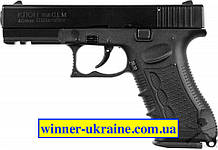 """Пистолет под патрон Флобера СЕМ """"Клон"""" (Glock 17)"""