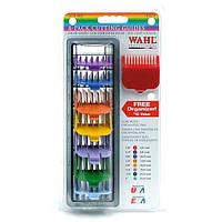 Набор насадок WAHL 8 шт, цветных