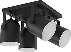 Потолочный светильник TK Lighting SPECTRA Black 2612 (Польша)