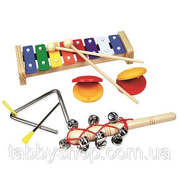 Набор музыкальных инструментов BINO