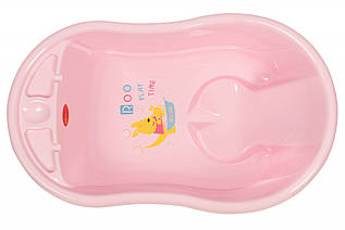Детская ванночка BabaMama 3800 Pink «Same Toy» (3800Pink)